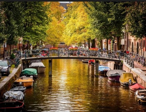 Akcija Amsterdam!! Povratne aviokarte već od 49€