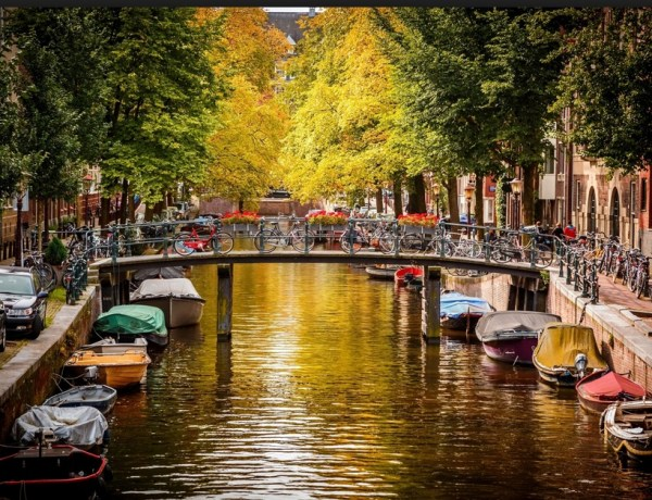 Amsterdam iz Dubrovnika ili Splita – Povratne aviokarte za samo 51€