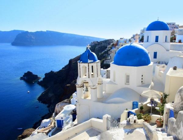 Santorini – Povratne aviokarte za  65€