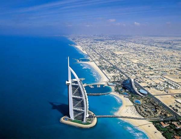 Dubai – Povratne aviokarte već od 161€