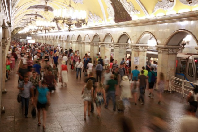 Moskva underground (Foto: Thinkstock) - 4(