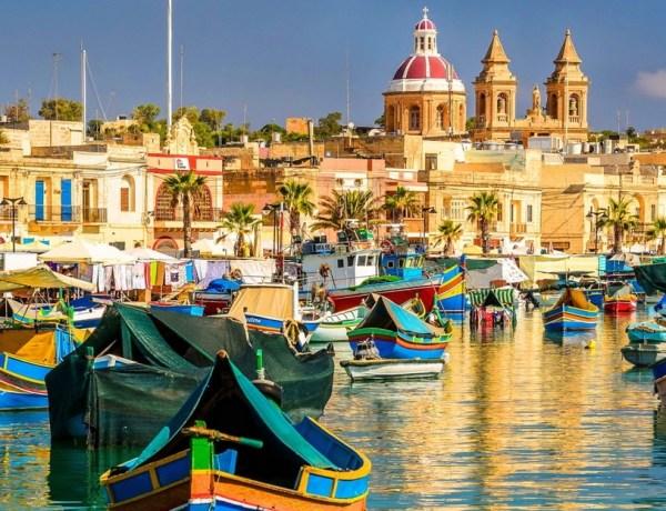 Malta – Povratna avionska karta+4 noćenja u hotelu**** samo 63€