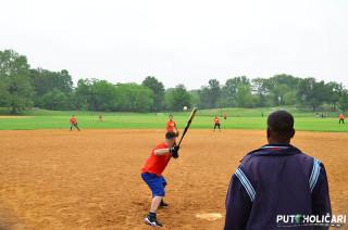 Bejzbol u Central parku