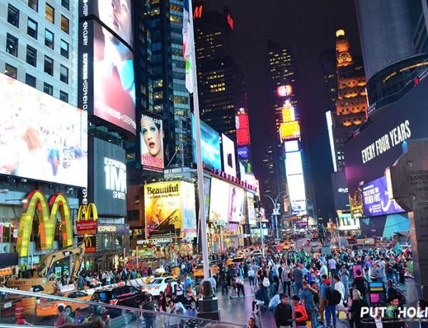 Proljeće u New Yorku – Povratne aviokarte za samo 322€