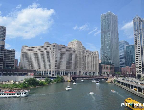 PUT OKO SVIJETA ZA 40 DANA (2. dio) – Uber Chicago