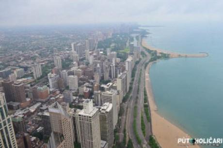 Chicago 360 - pogled sa John Hanckock tornja