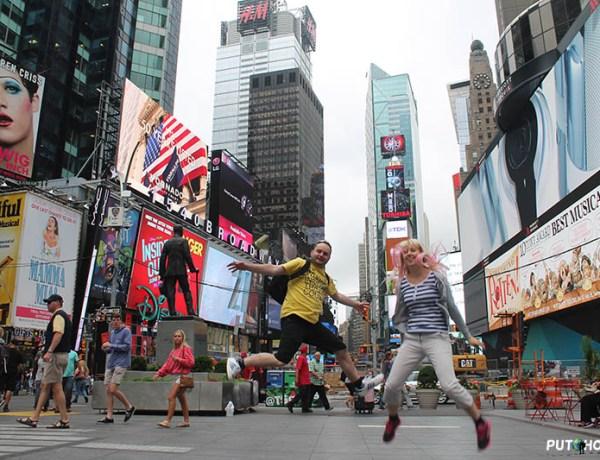 New York Akcija!! Povratne aviokarte za samo 214€