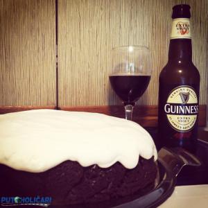 Guinness torta