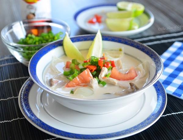 Tom Kha Gai – Piletina u kokosovom mlijeku (Tajland)
