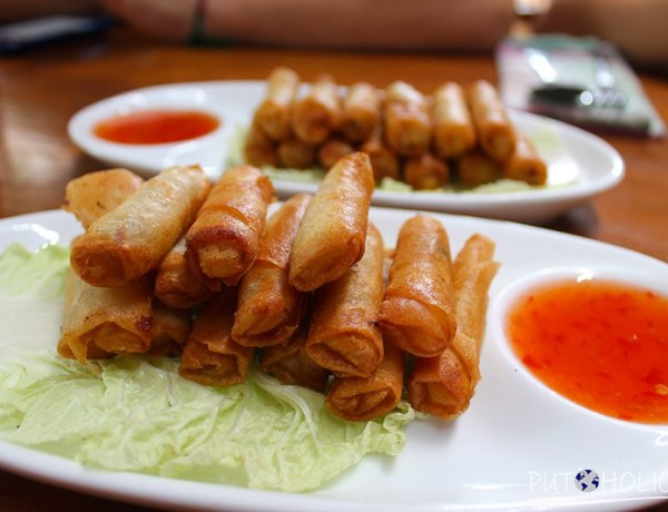 Spring rolls (Azija)