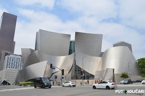 Los Angeles - Walt Disney hall
