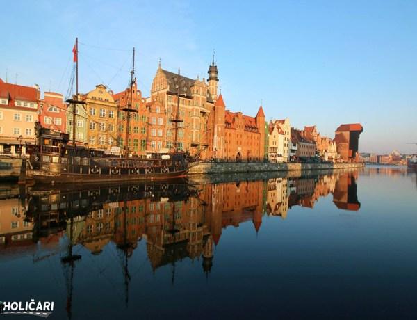 Gdansk - Aviokarte iz Hrvatske već od 9,99€