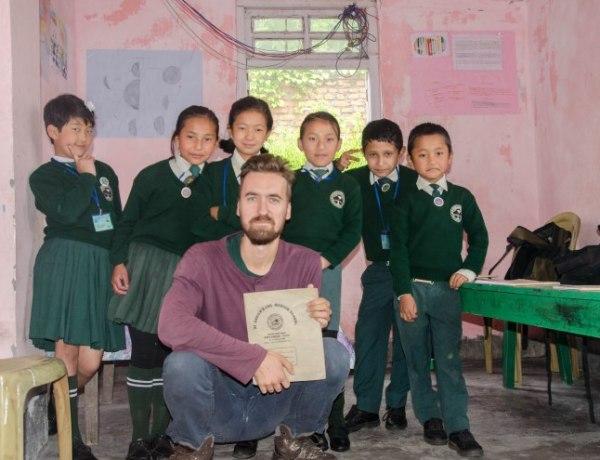 Putovanje u Međuzemlje – Volontiranje u Sikkimu
