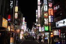 Around the world - Tokio, Japan
