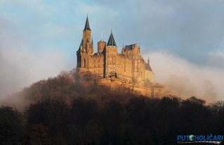 Hohenzollern Burg, Njemačka
