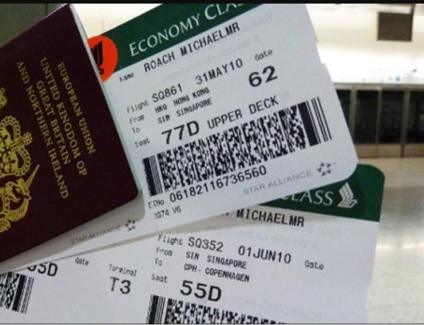 Nemojte objavljivati vaš boarding pass