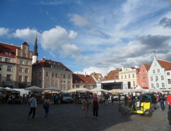 Na putu za Tallinn,  Dubrovnik Baltika