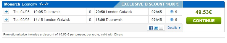 Jeftini Povratni Letovi Iz Dubrovnika Europske Destinacije Vec Od 49 Putoholicari