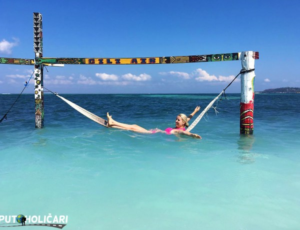 Indonezija – Gili Air