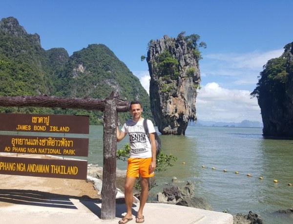 Tipičan klišej: Advent u Tajlandu