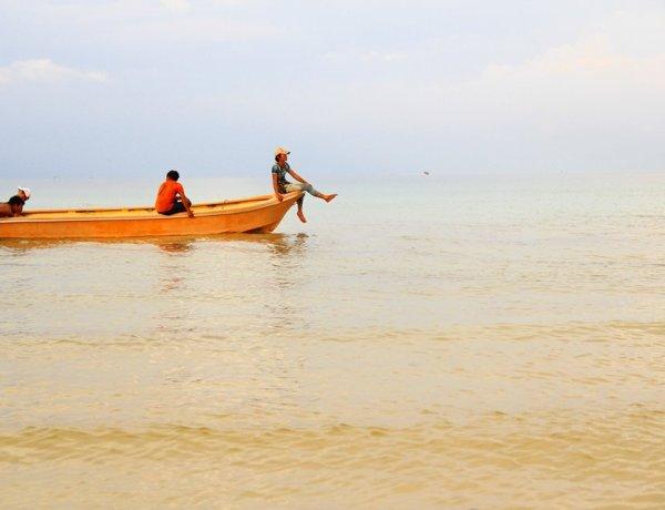 Koh Rong Sanloem - Kambodža