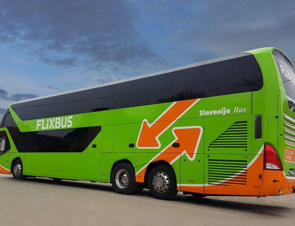 FlixBus povezao Osijek i Slavoniju s Mađarskom, Češkom, Slovačkom i Austrijom