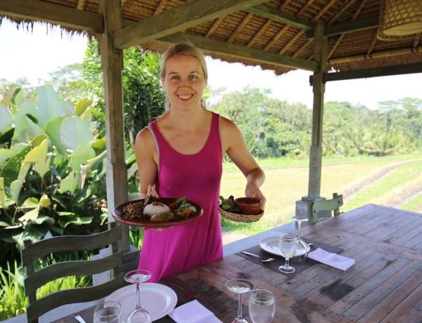 Učili smo kuhati - Cooking class Bali (Ubud)