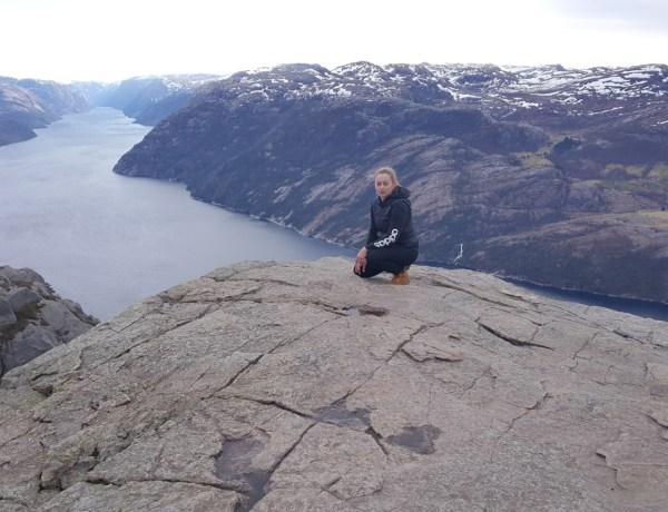 Preikestolen, Norveška by Tajana Capan