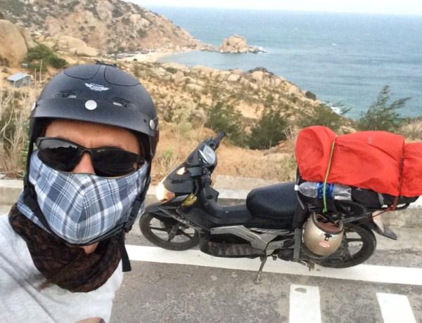 Skuterom kroz Vijetnam