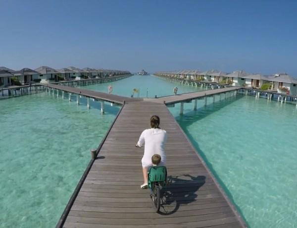 Video: Kako putovati s bebom – Dubai i Maldivi