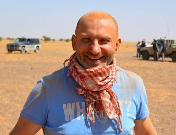 NAJAVA: Putopisno predavanje – Glas iz Sahare!