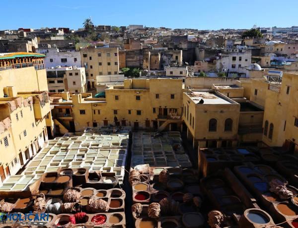Maroko (Fes) – Povratne aviokarte za samo 50€