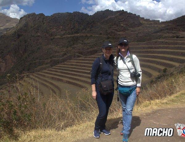 S Machom u Machu Picchu – 3. Dan (Cuzco)