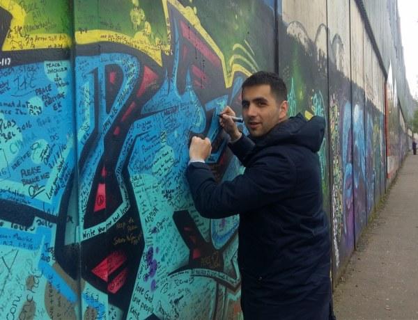 Zidovi (ne)mira – Belfast: Sjeverna Irska