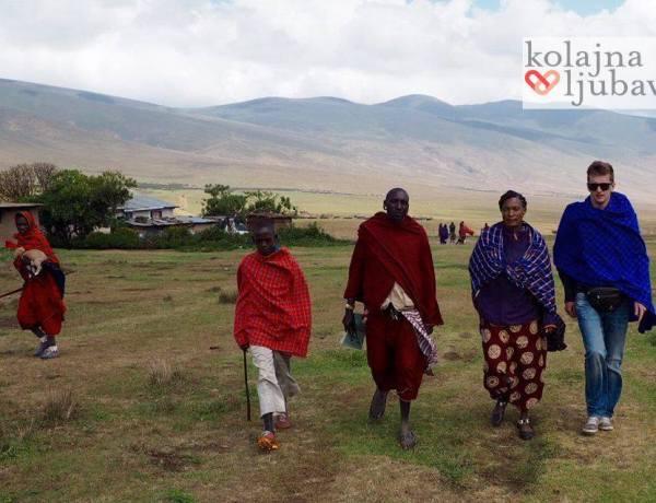 NAJAVA: Putuj i čini dobro: Tanzanija