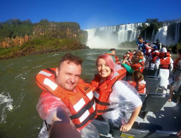 Isprobali smo Iguazu boat ride - vožnja gliserom ispod Iguazu slapova