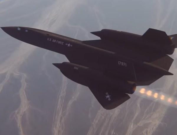 Najbrži avioni na svijetu – Top 3