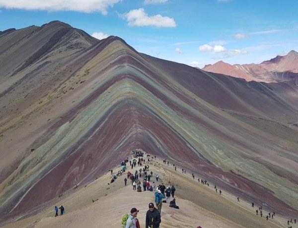 Peru i Galapagos