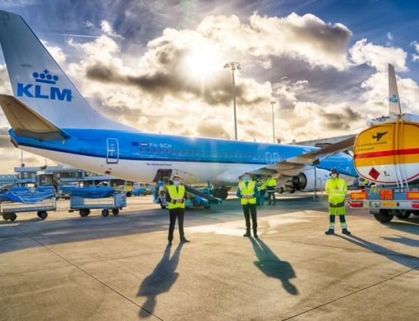 KLM izveo prvi komercijalni putnički let Amsterdam – Madrid na sintetičko gorivo