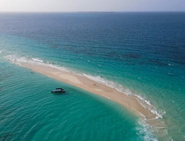 Povedi me u Zanzibar – Stone Town, Prison island