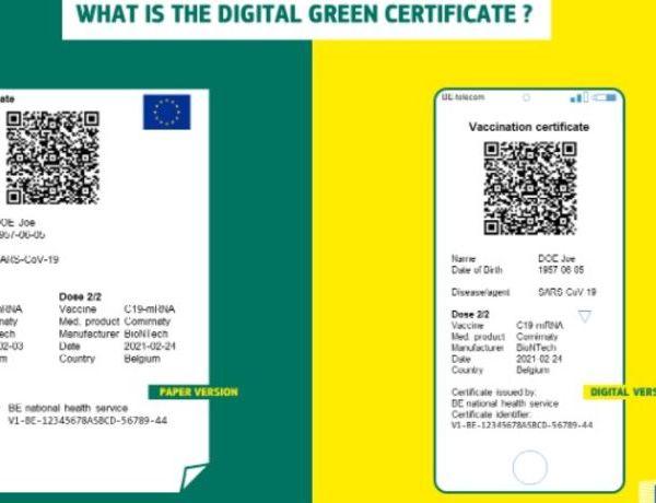 Hrvatska i 12 drugih EU zemalja dogovorile covid putovnice?