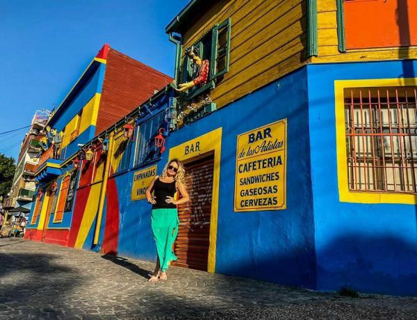 Epizode iz Južne Amerike