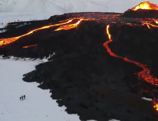 Najdulja erupcija vulkana na Islandu u više od pola stoljeća: Turista nikad više
