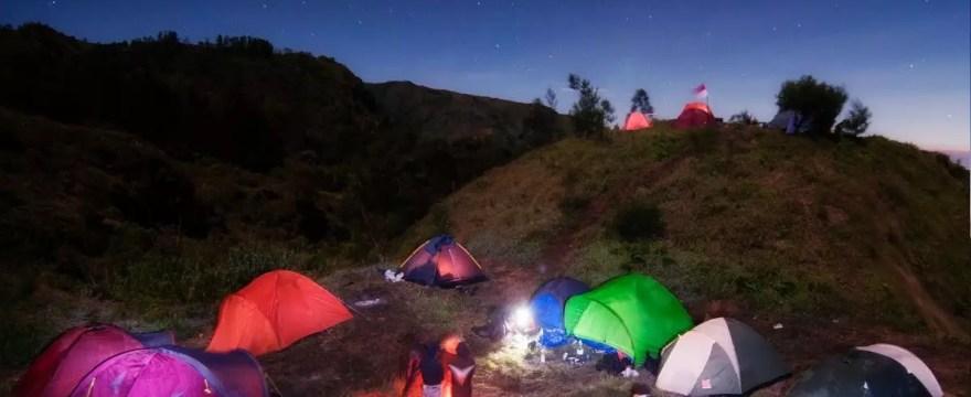 10 Tempat Camping Mempesona di Bali ini Sangat Cocok untuk Liburannya Petualang