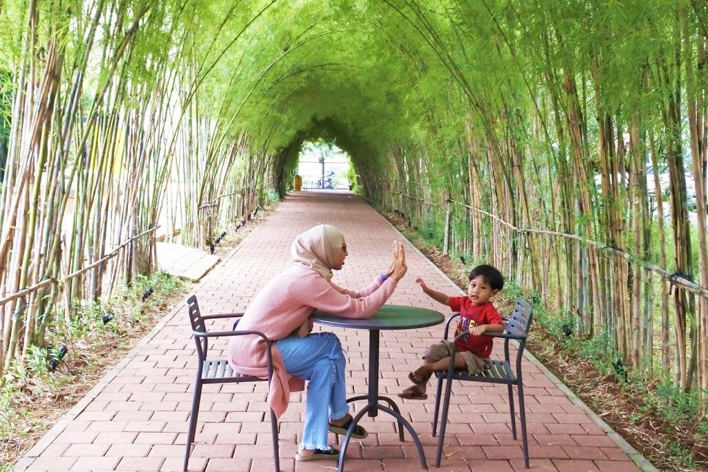 Cari Kids Holliday Spots?! Ada Scientia Square Park loh!! (Scientia Park Tangerang)