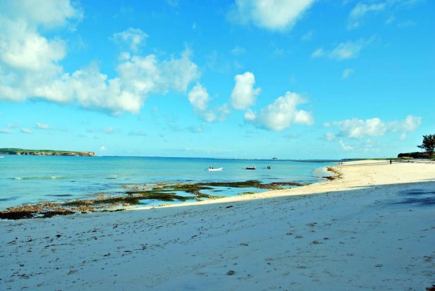 Pesona Keindahan Pantai-Pantai di Pulau Lombok part 1