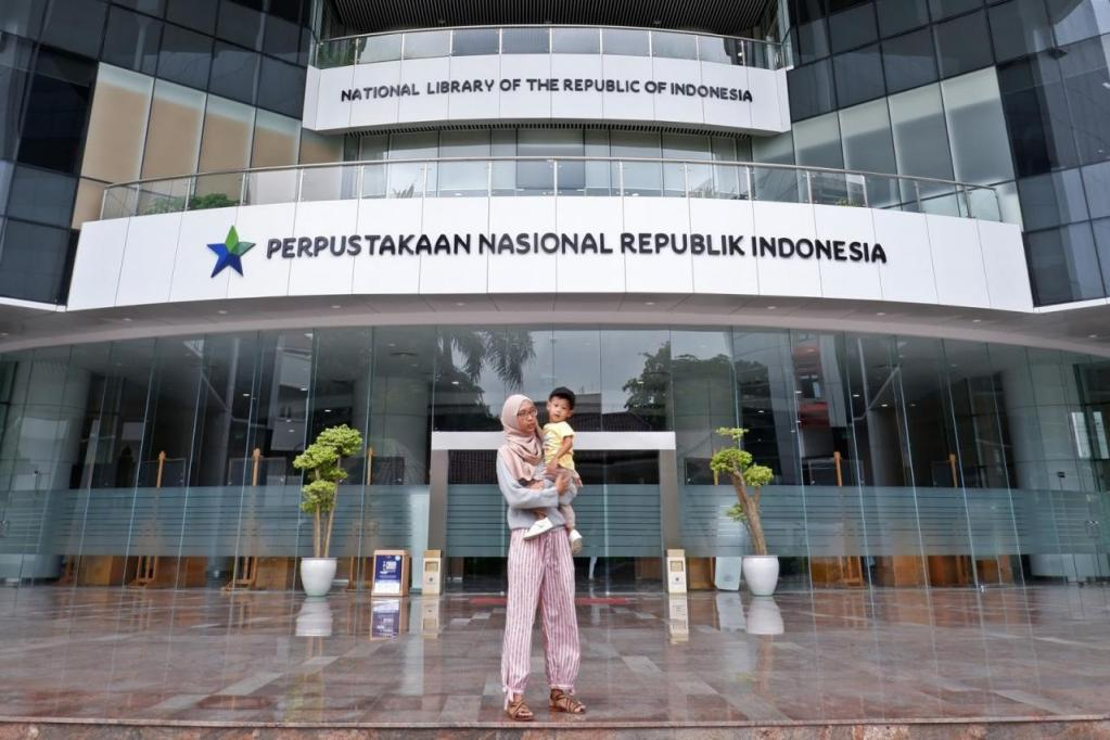 Perpustakaan Nasional RI vs. State Library of Victoria