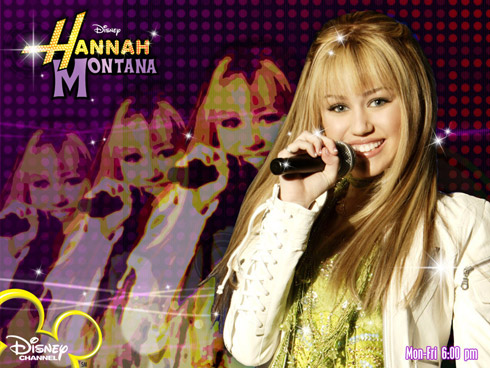 hannah wallpaper 7 Série Hannah Montana: Download de Wallpapers Grátis e Mais