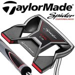 TAYLORMADE SPIDER OS COUNTER BALANCE PUTTER