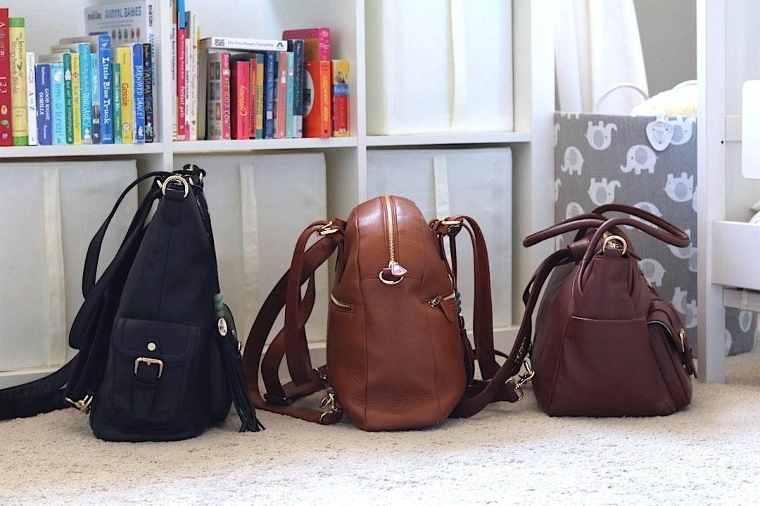 Lily Jade Bag Reviews - Meggan, Rosie, Elizabeth